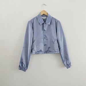 American Apparel Lustre Jacket - S